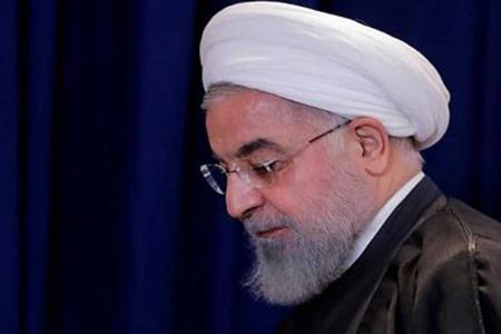 استعفای رئیس جمهور ایران