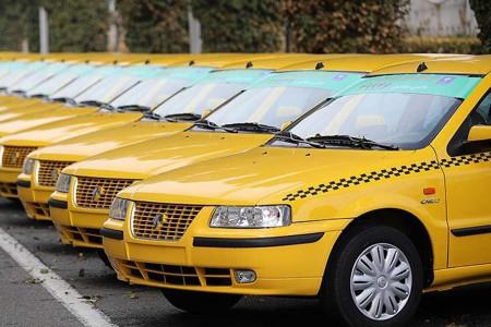 تمام رانندگان تاکسی بیمه می شوند