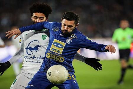 ساعت بازی استقلال الکویت