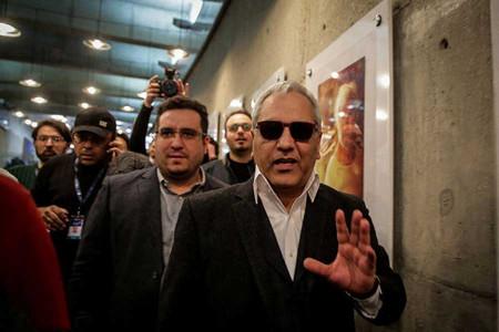 بازیگران و هنرمندان در چهارمین روز جشنواره فجر 38
