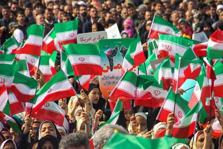اعلام مسیرهای راهپیمایی یوم الله 22 بهمن در کرمانشاه
