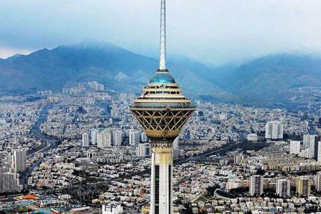 بادمجان در آسمان تهران