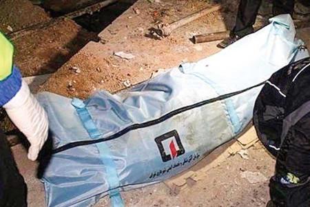 کشف جسد پسر 20 سال زیر آهک در بلوار توس مشهد