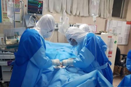 تصویری تلخ و نگران کننده از بیمارستان مسیح دانشوری