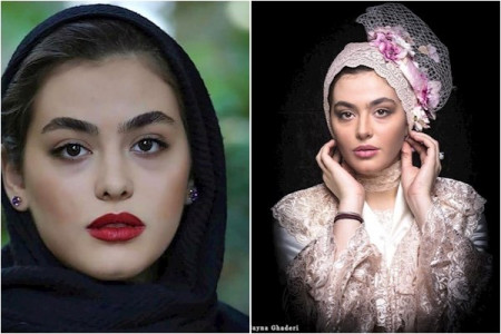 عکس جدید ریحانه پارسا با حجاب هالیودی !