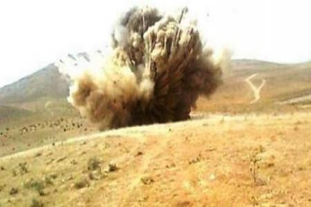 4 کشته و زخمی در اثر انفجار مین در مهران