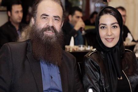 سارا صوفیانی و همسر 63 ساله اش بچه دار شدند !