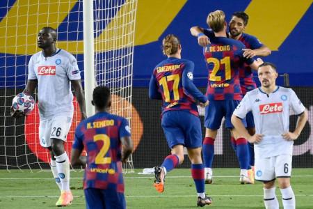 حواشی بازی بایرن مونیخ و بارسلونا با نتیجه ی باورنکردنی 8 بر 2