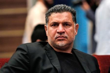 تیپ و استایل جدید علی دایی فوتبالیست پیشکسوت ایرانی