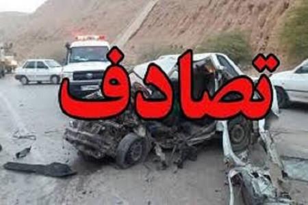 فیلم و جزئیات تصادف زنجیره ای مرگبار سبزوار با 14 کشته