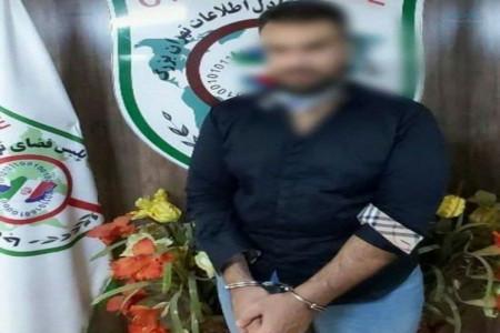 حکم قضایی مرد شلوراکی هتاک به مردم مازندران صادر شد