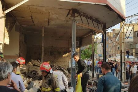 جزئیات انفجار مرگبار یک باطری سازی در نسیم شهر