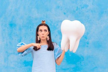 تعبیر خواب کامل دندان : دیدن دندان در خواب چه تعبیری دارد ؟