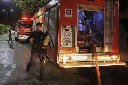 علت آتش سوزی گسترده در کارخانه میهن چه بود ؟