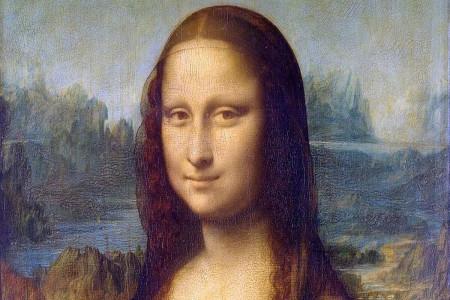 کشف جدید در نقاشی مونالیزا