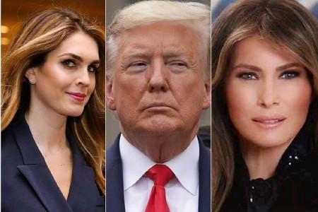 کرونا گرفتن ترامپ و همسرش / ترامپ چگونه کرونا گرفت ؟
