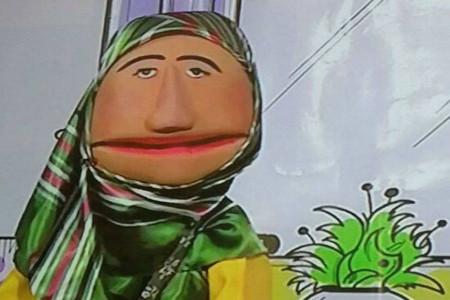 جنجال حضور یک عروسک زشت در شبکه قرآن