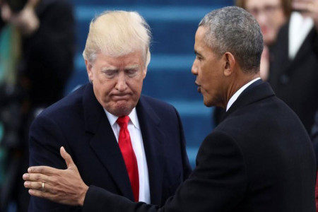 واکنش جالب اوباما به کرونا گرفتن ترامپ !