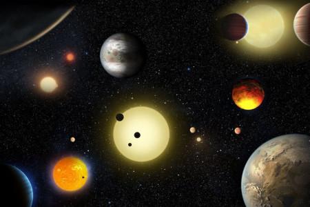 زندگی در این سیاره ها از زمین بهتر است !