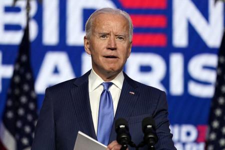 دستورات جو بایدن پس از رئیس جمهور شدن