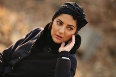 چهره ی زیبا و جذاب هلیا امامی
