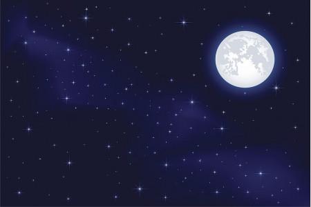 تعبیر خواب ماه : 42 نشانه و دیدن ماه در خواب