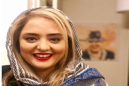 سلفی جدید نرگس محمدی در ارتفاعات دربند !