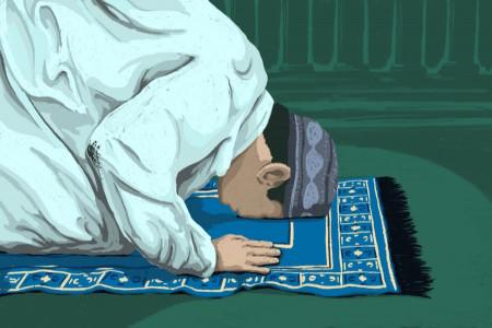 نماز حاجت روز پنج شنبه چگونه خوانده می شود؟