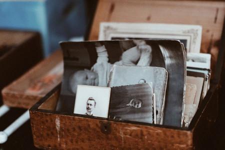 چگونه عکسهای قدیمی را حفظ کنیم؟