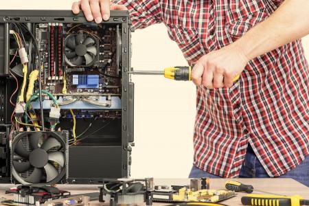 چگونه کامپیوتر دسکتاپ خود را کاملا تمیز کنیم؟