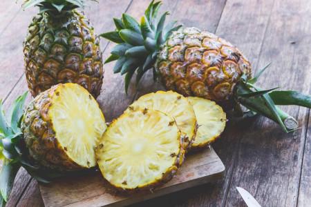 نحوه انتخاب آناناس رسیده و تازه نگه داشتن آن برای مدت طولانی