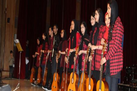 لیست بهترین آموزشگاه موسیقی و آواز در شیراز