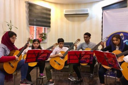 لیست آموزشگاه های موسیقی و آواز در بوشهر + آدرس و تلفن