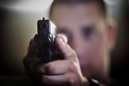 قتل یک جوان در کلاله بر اثر تیراندازی
