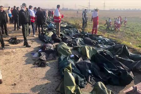 اخذ نمونه DNA از خانواده ۱۴۲ قربانی سقوط هواپیمای اوکراینی
