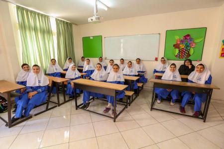 لیست مدارس غیرانتفاعی ابتدایی دخترانه منطقه 1 تهران + آدرس و تلفن