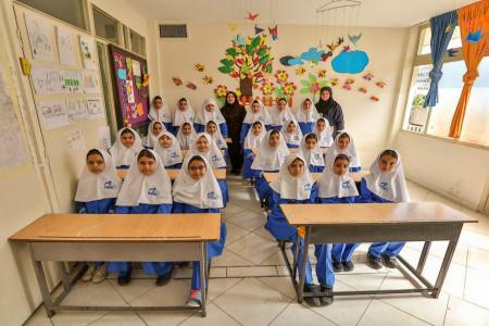 لیست مدارس غیرانتفاعی ابتدایی دخترانه منطقه 2 تهران + آدرس و تلفن