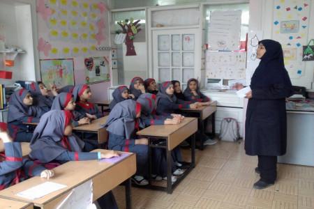 مدارس غیرانتفاعی ابتدایی دخترانه منطقه 6 تهران + آدرس و تلفن