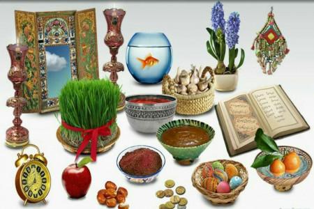 شعر کوتاه تبریک عید نوروز باستانی 1399