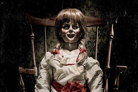 ناپدید شدن آنابل عروسک جن زده مشهور