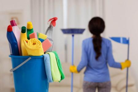 خانه تکانی شب عید   آموزش قدم به قدم ترفند خانه تکانی راحت و مفید