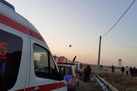 تعداد جانباختگان ایرانی سانحه سقوط هواپیما اوکراینی