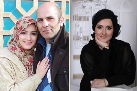بیوگرافی کامل زهرا خاتمی راد مجری تلویزیون و همسرش