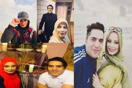 بیوگرافی کامل صبا راد مجری تلویزیون و همسرش مانی رهنما