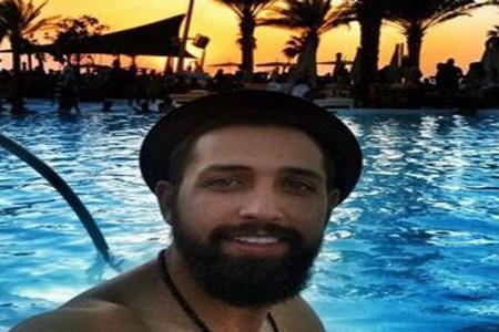 اقدام عجیب محسن افشانی و انتشار عکس های شخصی سویل در استخر