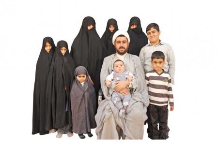 معرفی کامل محمد مسلم وافی یزدی طلبه جوان