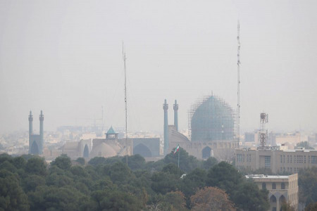 چرا محیط زیست اصفهان شاخص کیفی هوا را اعلام نمیکند ؟