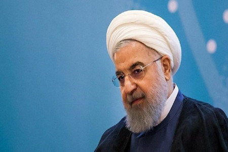 واکنش رئیس جمهوری اسلامی ایران به تهدید ترامپ + عکس
