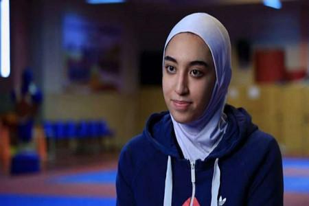 کیمیا علیزاده ایران را ترک کرد