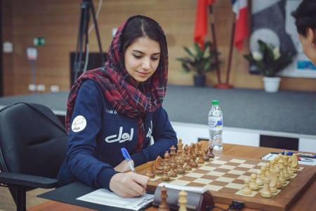 سارا خادم الشریعه استاد بزرگ شطرنج از تیم ملی استعفا داد